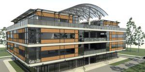 Проект торгового центра во Фрязино