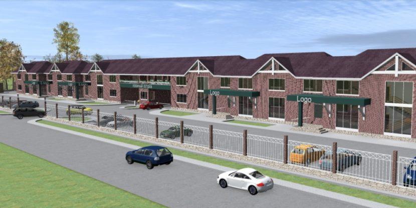 Проект коттеджного городка в МО
